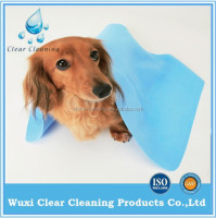Microfibre Pet Towel for dog washing