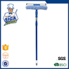 Mr.SIGA 2015 hot sale microfiber window washer squeegee with long handle