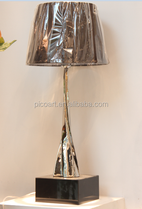 modern stainless steel abstract lamp art oem/odm new products