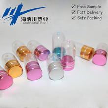 Small Aluminum Plastic Tube Packaging Plastic Bottle for Sex Pills