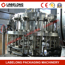 Automatic Soft drink or Carbonated Drink Filling Machine