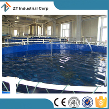 pvc coated canvas tarpaulin used for water tank