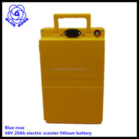 electric scooter lithium battery 48V 20Ah