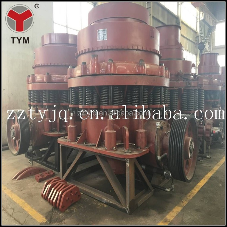 China Various ores and rocks spring cone crusher with good sale