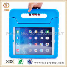 Kids Shock Proof Thick Foam EVA Handle Stand tablet case for ipad