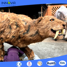 Innova-Animal Theme Park High Simulation Large Animatronic Animals For Sale