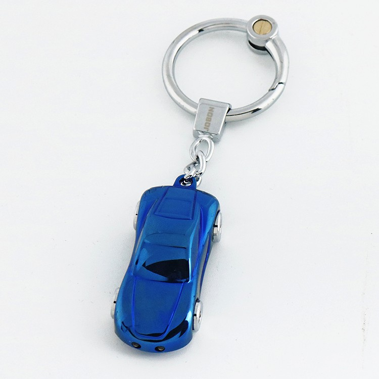 Multifunctionally Promotional Gift LED Keychain/Keyring/Light Keychain metal keychain car model keychain