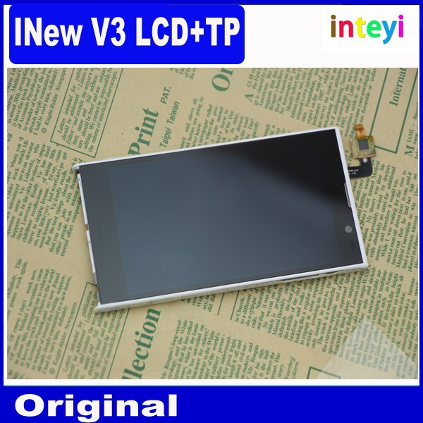 Original LCD Ddisplay For Inew V3,Inew V3 LCD,Original LCD Display touch screen for Inew V3