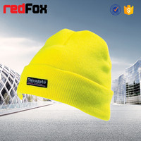 winter ski casual fashion beanie knitted hat