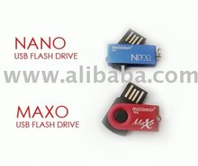 Nano & Maxo Usb Flash drive