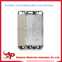 Middle Frame Replacement for iphone 5 back cover