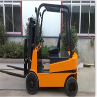 factory direct sale electric four wheel drive forklift for sale