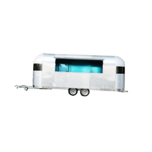 European Quality, Chinese Price best-selling food vans hot dog food barrow mobile snack sale food cart