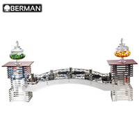 Decorative food display rack kitchen outdoor catering equipments for restaurants with prices modern hotel banquet equipment