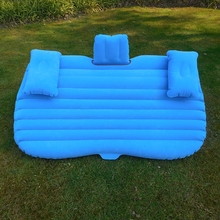 Holiday low price camping air bed inflatable mattress for car