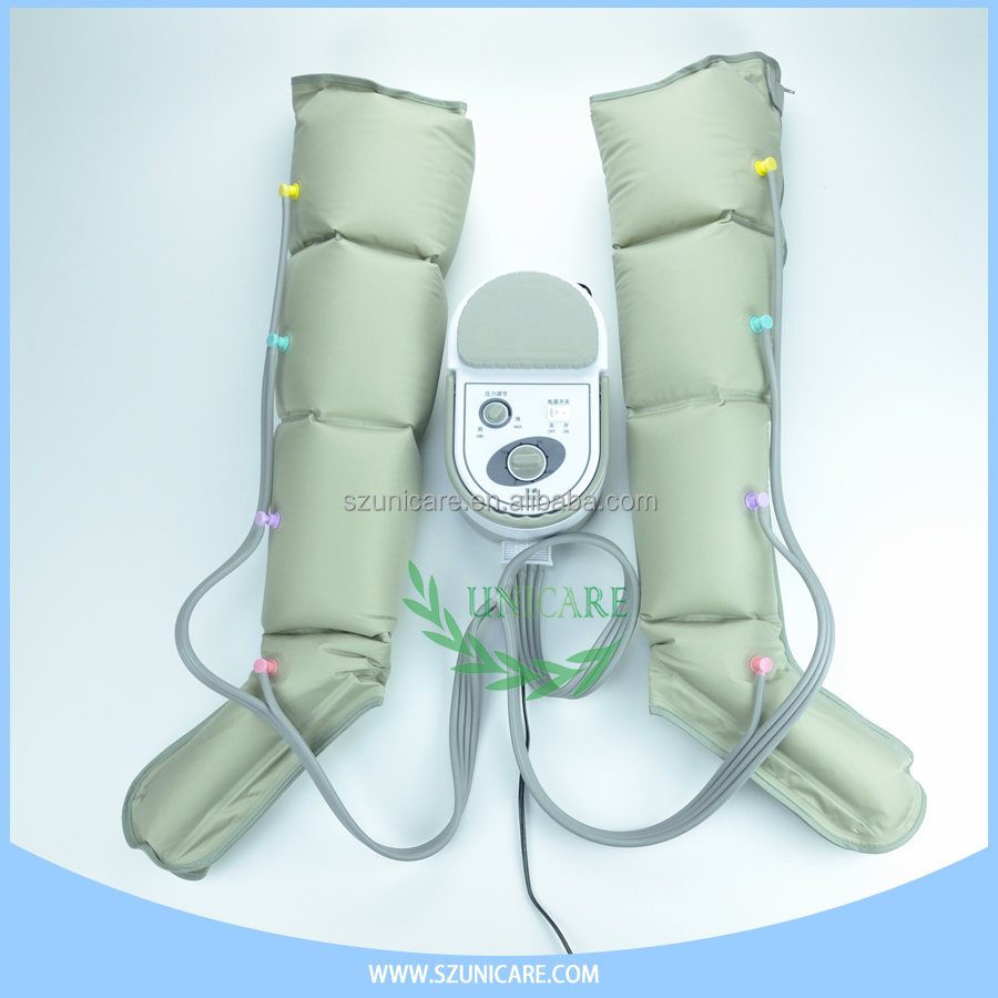 Physiotherapy Electric Air Massage With Arm And Leg Sleeves - Buy ...