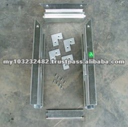 UNI-Light Metal Door Frame
