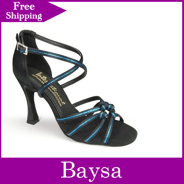 Free Shipping ladies dance shoes BL670