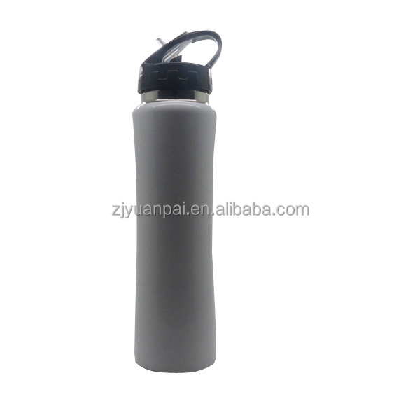 2017 new vacuum insulated stainless steel water bottle double wall