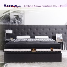 Classic knitted fabric supersoft good night sleep mattress king