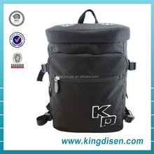 New designed fashion korean style hiking laptop backpack bag for men