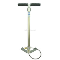 3 stage BULL high pressure PCP hand pump 4500 PSI / 310 BAR