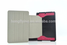 cartoon leather cover for iPad Mini 2 with unique design