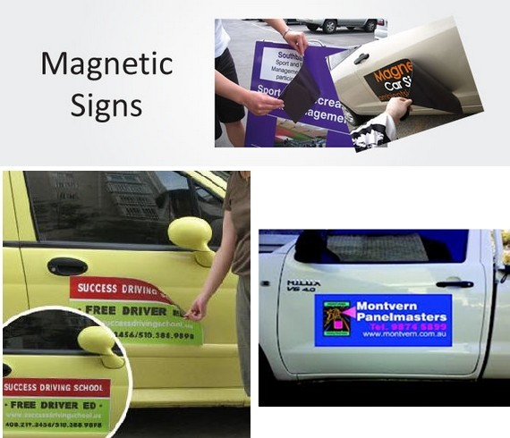 Wholesale Pvc Magnet Stickers Car Door Car Magnets Custom Made Car - Custom car magnets and stickers