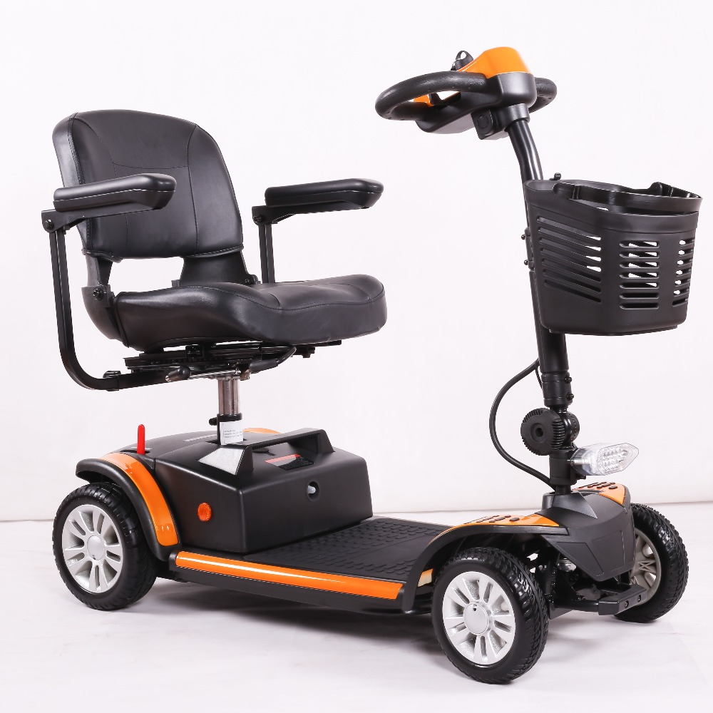 CE /E foul /three wheels big size 1000 W electrical fat tire new mobility scooter for disabled