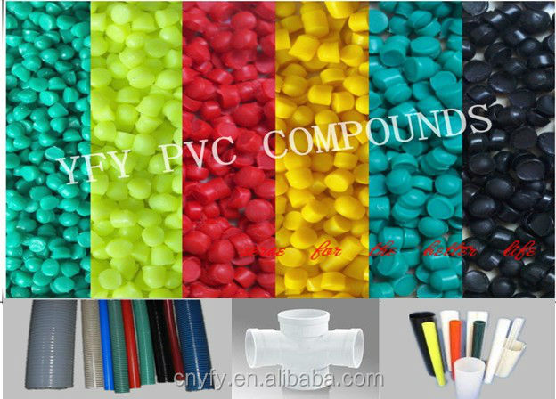 pvc granule for home using and household appliance