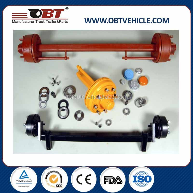 hot sale small tractor agricultural trailer axle