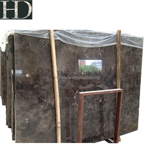 Chinese Polished Dark Emperador Marble Stone,China Marron Emperador Marble Big Slab