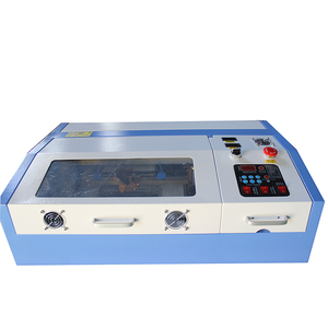 4040 40w Small Size Co2 Laser Engraving Cutting Machine Price