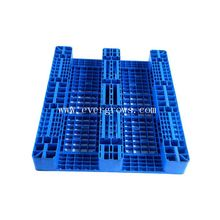 wholesale 4 way entry Plastic pallet substitute 40 x 48 in stock yellow plastic pallet