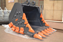 Excavator reinforced and standard digging bucket for engineering machinery parts