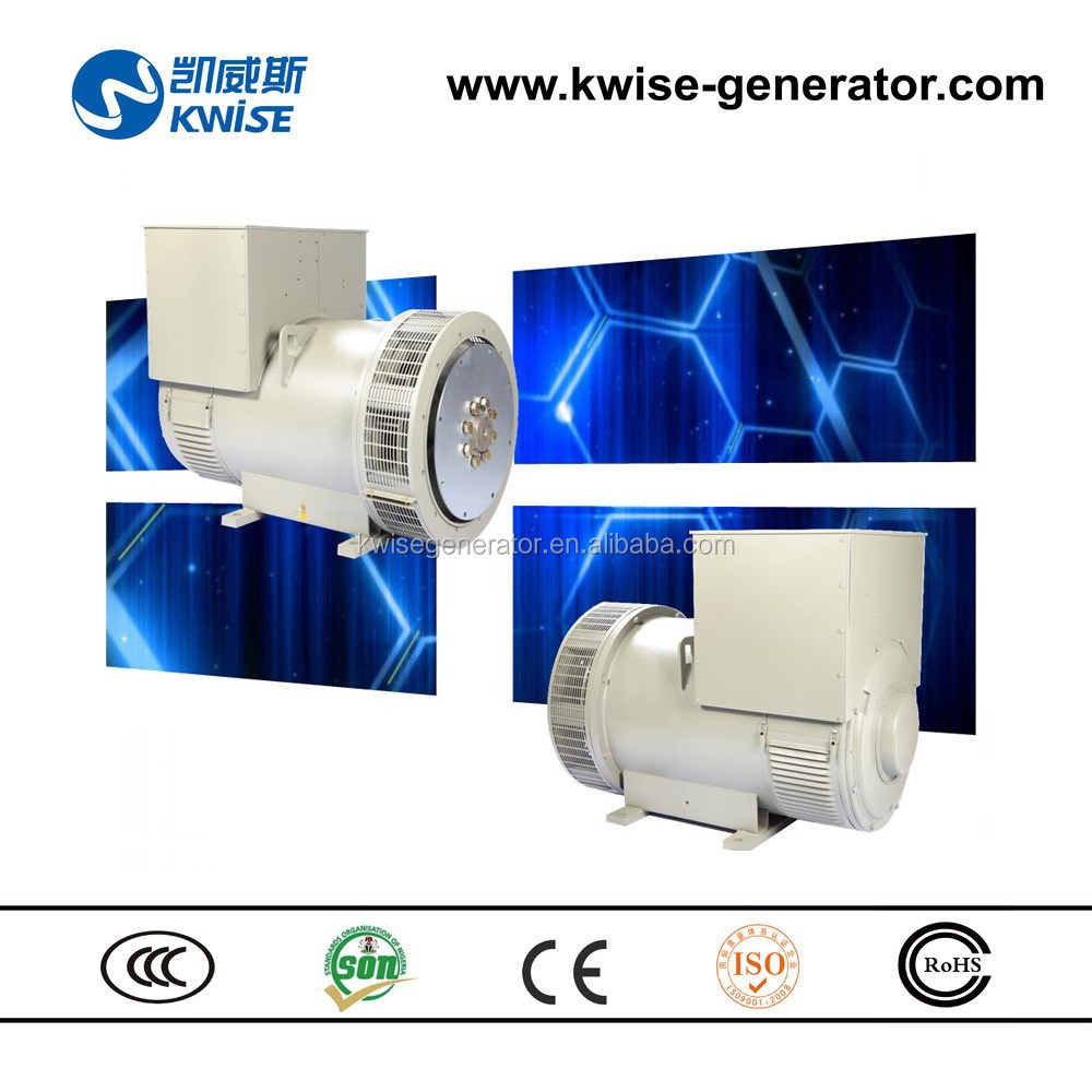 1000kW ac brushless generator diesel gensets electrical generator parts
