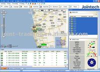 PC based tracking software for fleet management