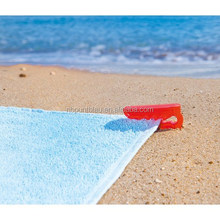 Promotional plastic cheap beach towel clips / beach peg