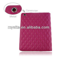 Metal Camera Eye Cover Case for Ipad 2/3