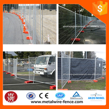 PVC Coated Temporary Fencing Barricade Removable Portable Garden Fence