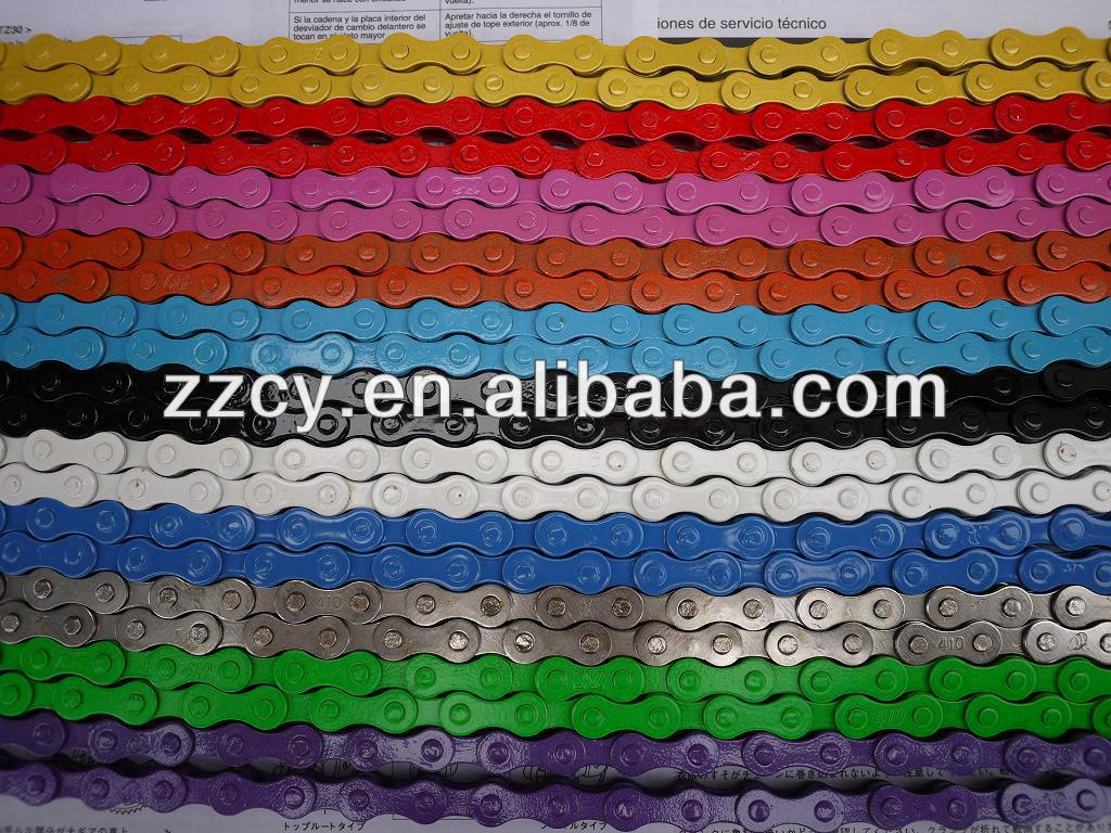 2015 wholesale Dirt bike chains from bicycle factory wholesale