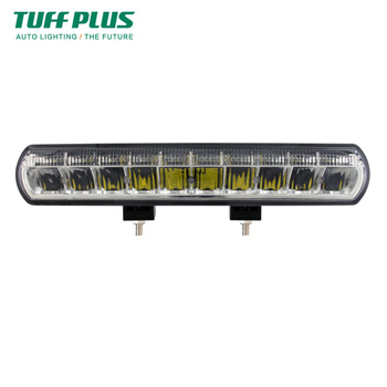 Uno Or Duo Row Emark IP68 50W 100W led light bar driving with drl