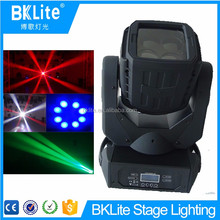 BKLITE 2017 Hot Sales high quality super beam 4x25 w moving head led light