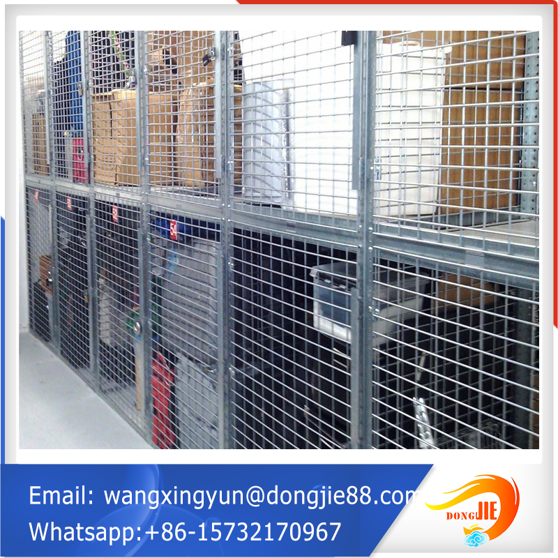 China manufacturer Pallet packing stainless steel cage