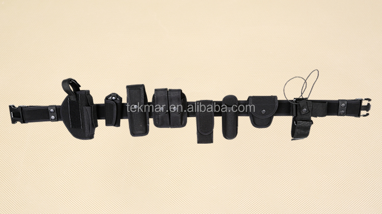 TC94037 MILITARY AND POLICE MULTI-FUNCTION DUTY BELT