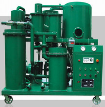 Oil Clean Machine / Lube Oil Filtration Equipement/ Lubricant Oil Purification Plant TYA