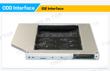 12.7mm Universal IDE 2nd HDD caddy IDE to IDE interface Model TITH12