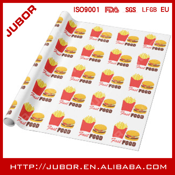 Food Grade Waxed Sandwich Paper