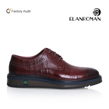 High quality multifunction men casual leather shoe absorb sweat man shoes