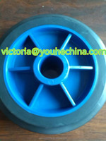 high load forklift PVC wheel